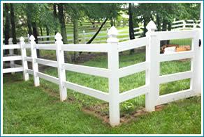 Power Washing Fences