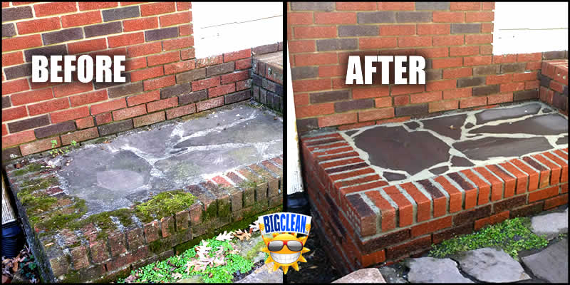 Brick Cleaning Charlotte, NC