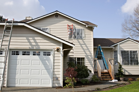 do it yourself exterior painting
